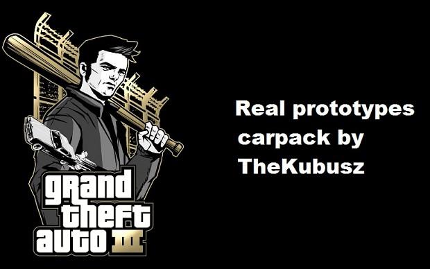Real Prototypes Carpack III 1.0V