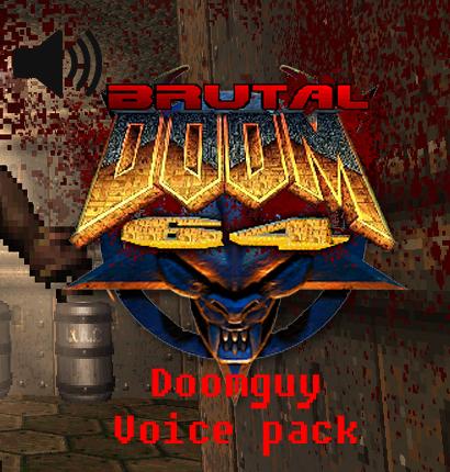 Doomguy voice pack (BD64)