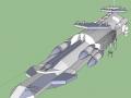 Kumauri Cal Class Battleship
