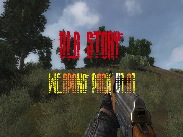 OS Weapons pack v1.01
