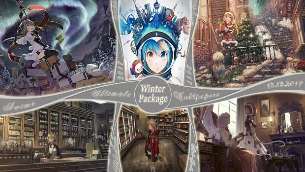Old Anime Wallpaper's (Full-HD) - 12.12.17