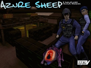 Azure Sheep [SteamPipe Patch] v1.1