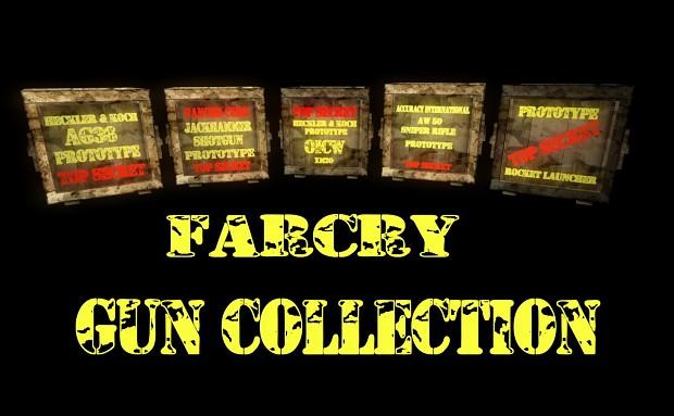 FarCry Gun Collection
