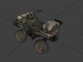 ATV越野车