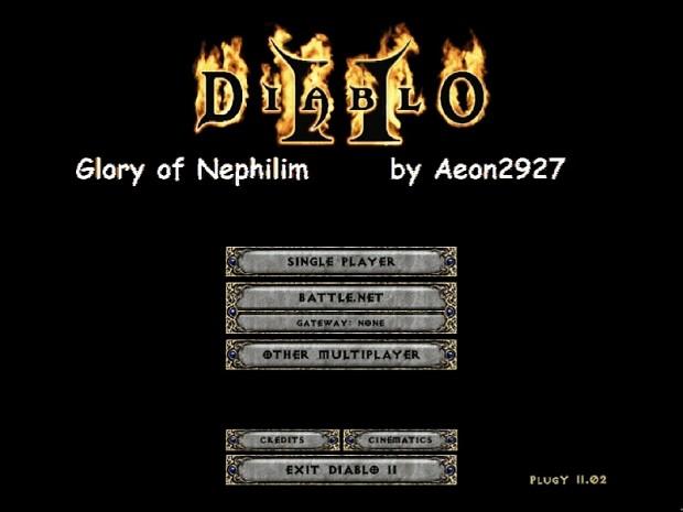 Glory of Nephilim 16 dec 2017