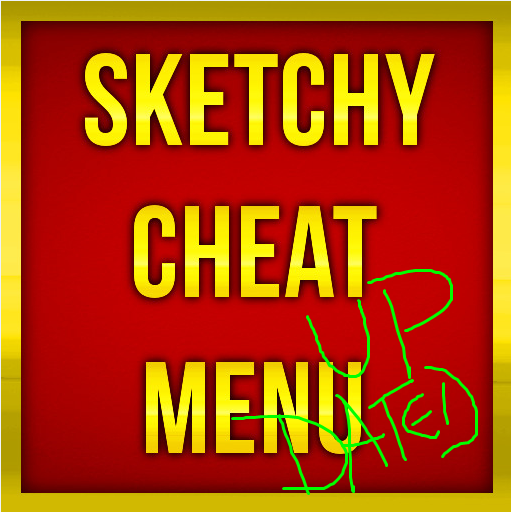 Sketchy Cheat Menu Updated 1.2.0 (Vanilla)