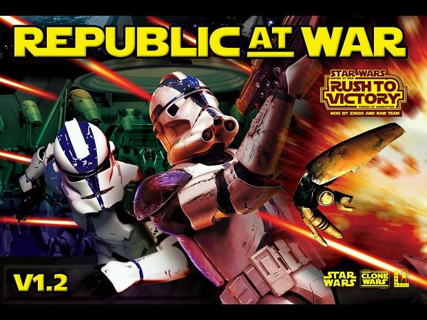 Republic at War v1.2 [Minimal | NO INSTALLER]