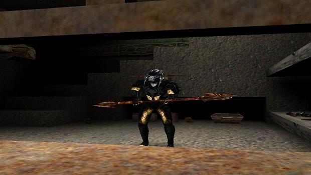 Black Enforcer Predator