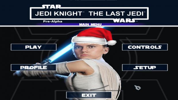 Jedi Knight The Last Jedi Pre Alpha