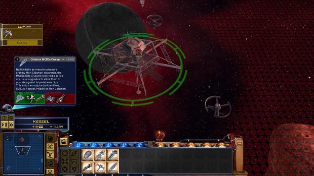 Star Wars: Empire at War - FOC Mini Mod 1.8