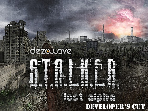 S.T.A.L.K.E.R. Lost Alpha DC 1.4005 Alternative Ed