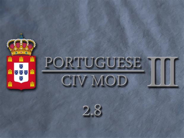Portuguese Civ Mod III - v 2.8