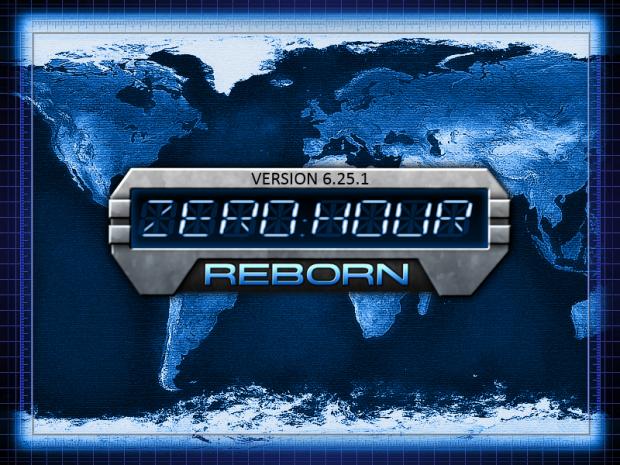 Zero Hour Reborn V6.25.1 (2015)