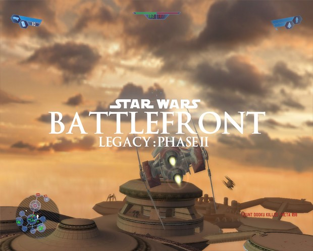 Star Wars: Battlefront Legacy - Phase II (v0.9)