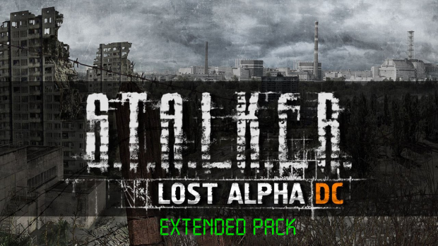 Extended pack for LostAlpha DC [1.4005] v1.3