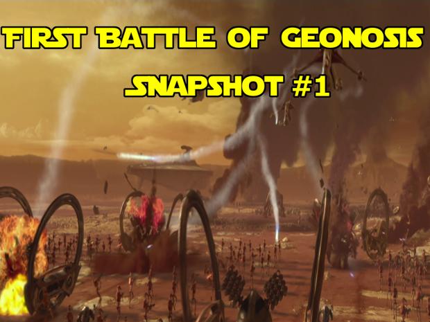 Battlefront Redux - Snapshot #1