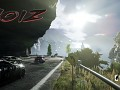 NOIZ - Racing Survival Game - DEMO