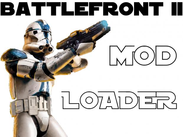 Battlefront II Mod Loader 0.9.6.1