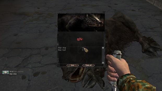 UI mutant looting CoC 1 4 22