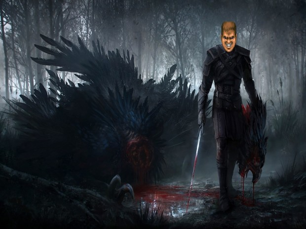 Resident Witcher Preset
