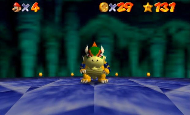 First Person SM64 mode