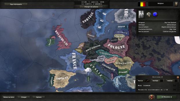 Extanded belgium with neutral advisor alpha