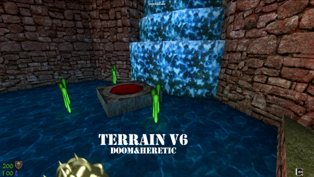 HERETIC WARDUST terrain v6