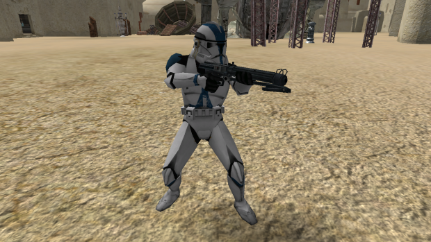Retextured Clone Troopers