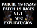 Patch 18 razas 1.1