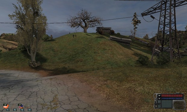 Improved Distant Terrain