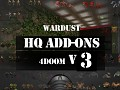 WARDUST HQ ADD ONs 4DOOM v3