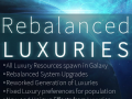 Rebalanced Luxuries