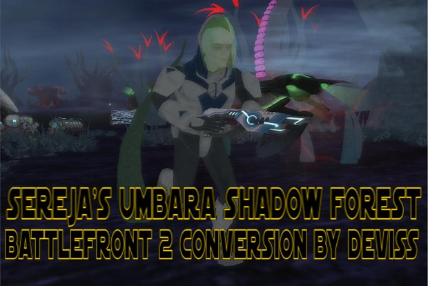 Sereja's Umbara: Shadow Forest Version 1.0