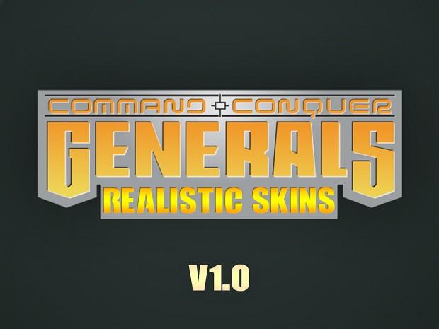 Realistic Skin mod v1.0(edited)