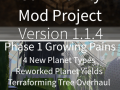 Community Mod Project - Old Version For 1.1.15