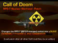 Call of Doom RPG-7 Nuke Patch