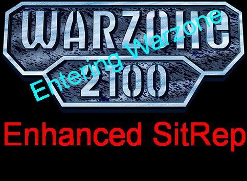 Warzone 2100 Enhanced SitRep Mod