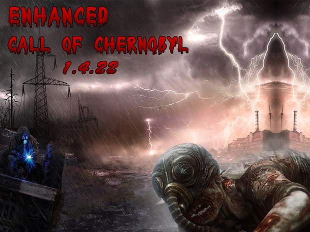 Call of Chernobyl part 1 - ver 1.4.22