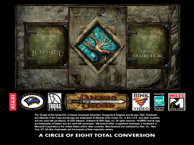 Icewind Dale - Total Conversion - Demo