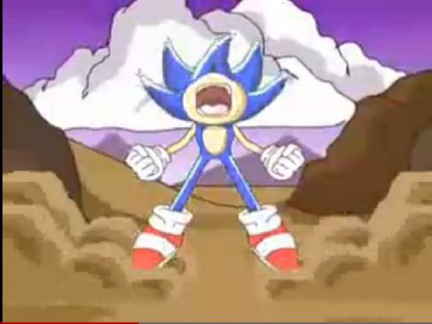 MLG Screams of Sonic