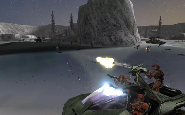 Halo Custom Edition - MarineWinder