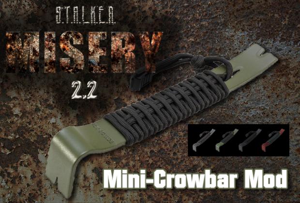 MISERY 2.2 Mini-Crowbar Mod