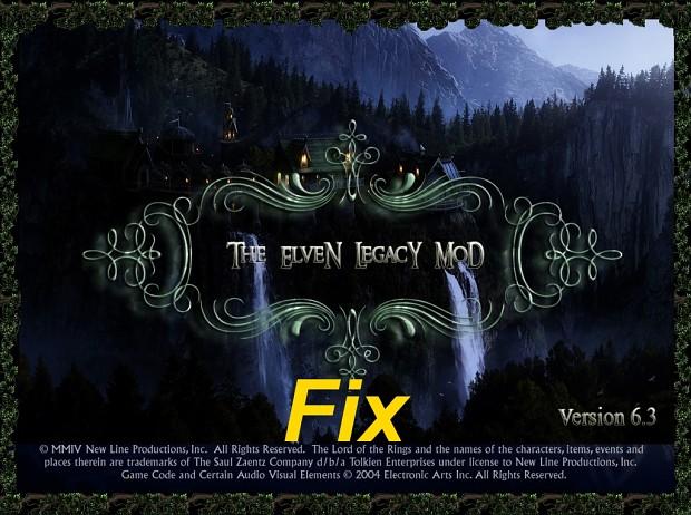 The Elven Legacy Mod 6 3 fix
