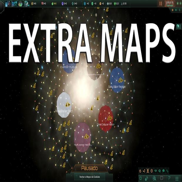 Extra Maps v1.0 Release