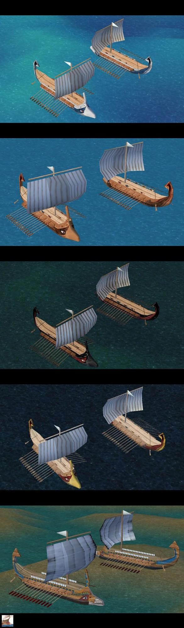 Battleship  - Bronze skinpack