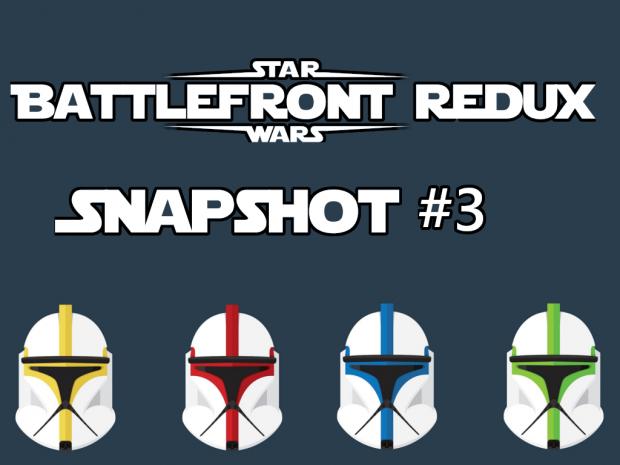 Battlefront Redux - Snapshot #3