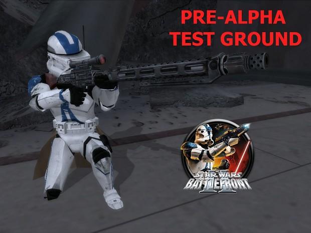 Trash Battle: Noscope only PRE-ALPHA TEST GROUND