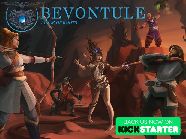 Bevontule Kickstarter Demo (Pre-Alpha 1.3)