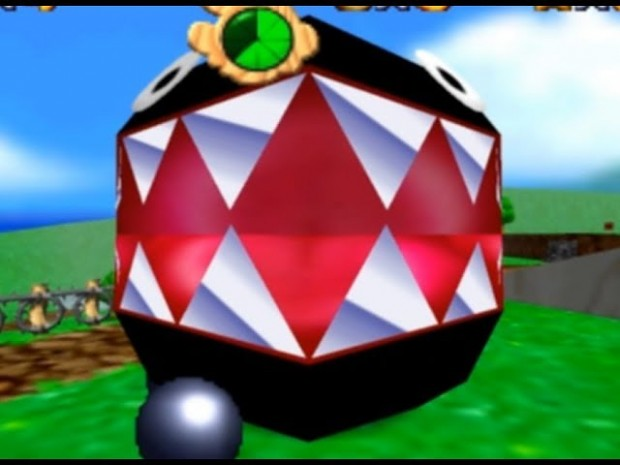 First Person SM64 mode playable