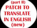 Part 2 eng. Translation